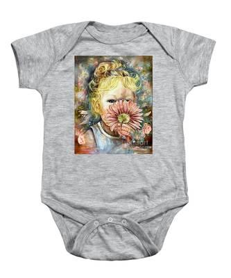Hannah Baby Onesie