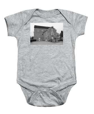 Hunterdon Art Museum Baby Onesie