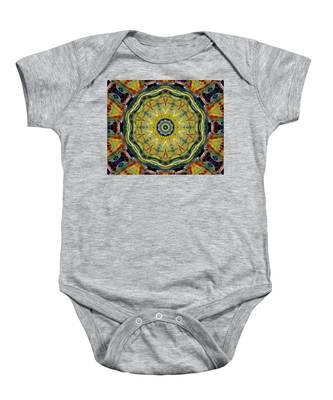 Indian Paint Baby Onesie