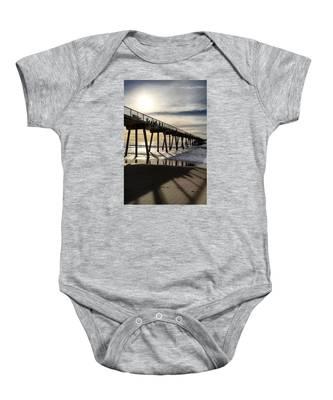 Light Of The Pier  Baby Onesie