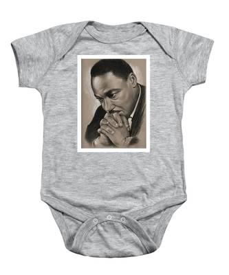 MLK Baby Onesie