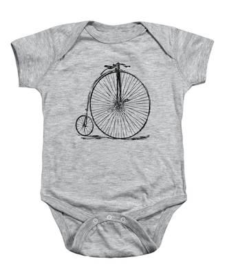 Transportation Baby Onesies