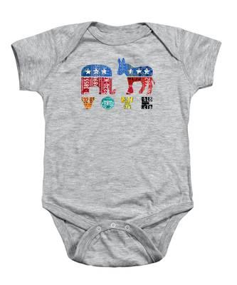 Political Baby Onesies
