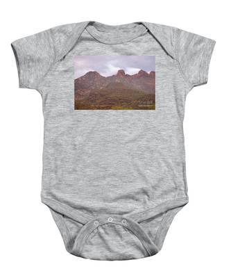Pusch Ridge Tucson Arizona Baby Onesie