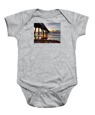 Reflections On The Water Baby Onesie