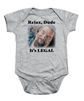 Relax, Dude Baby Onesie