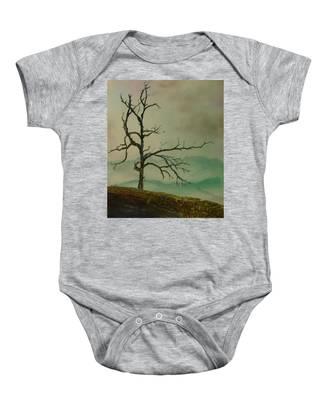 Sentinel Of The Shenandoah  Baby Onesie