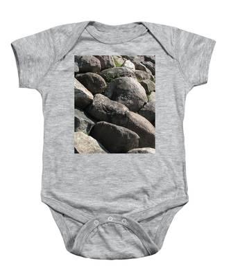 Stones Baby Onesie