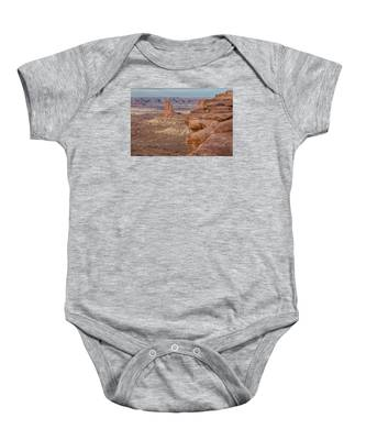 The Candlesticks II Baby Onesie