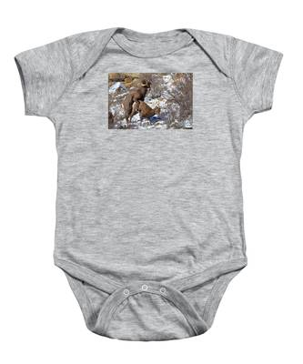 The Coupling Baby Onesie