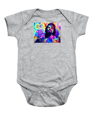The Dude The Big Lebowski Jeff Bridges Baby Onesie