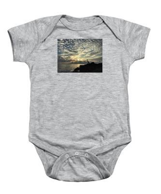 The Fisherman Baby Onesie