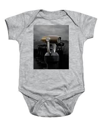 The Sentinel Baby Onesie