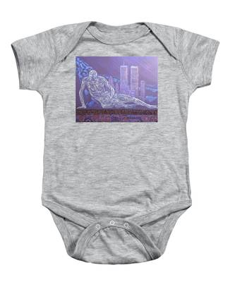 Toy Soldiers Baby Onesie