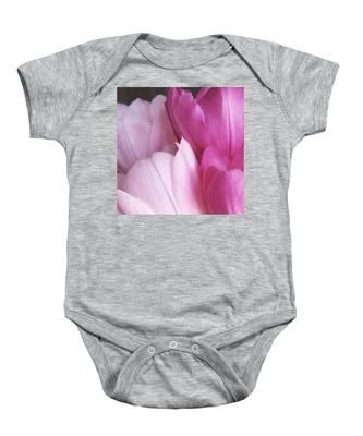 Tulip Petals Baby Onesie