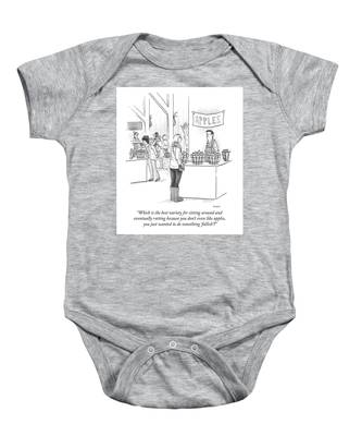 You Wanted The Best Baby Onesies