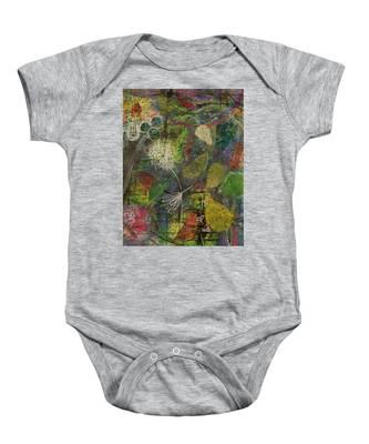 Wildflower Two Baby Onesie