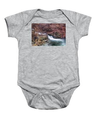 Small Falls Baby Onesie