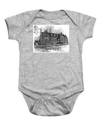 Purdue Boilermakers FT Baby Onesie
