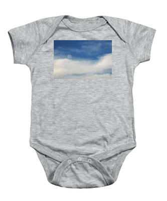 Sailing On A Cloud Baby Onesie