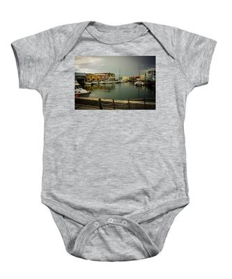 The Storm's A Coming. Baby Onesie