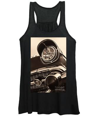 1957 Chevy Details Women's Tank Top
