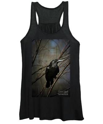 American Crow Women's Tank Top