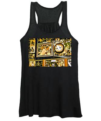 Women's Tank Top featuring the photograph Gleasons Wall by Alice Gipson