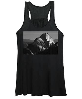Half Dome At Sunset Women's Tank Top