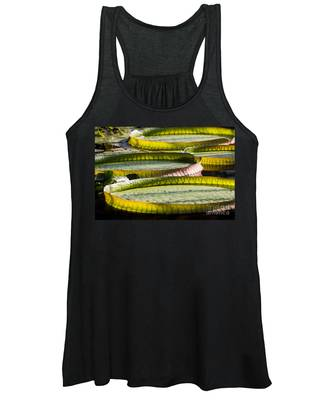 Lilly Pads Women's Tank Top