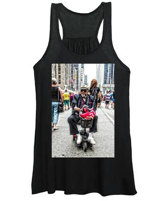 Women's Tank Top featuring the photograph Mr. Mobile by Alice Gipson