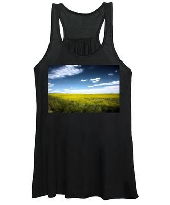 Pawnee Grasslands Women's Tank Top