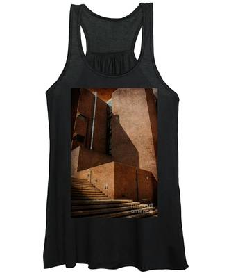 Stairway To Nowhere Women's Tank Top