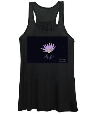 Celestial Waterlily Women's Tank Top