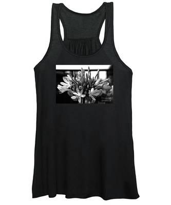 Becoming Beautiful - Bw Women's Tank Top