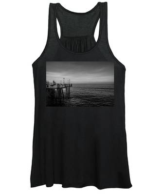 Early Morning Redondo By Mike-hope Women's Tank Top