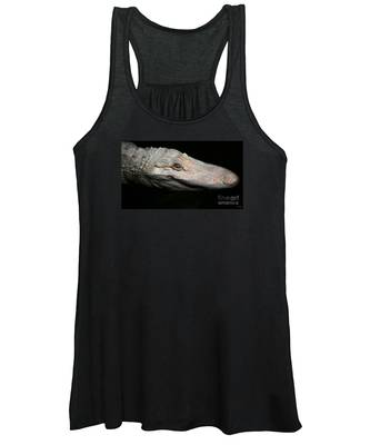 Ghost Of The Bayou Women's Tank Top