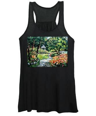La Paloma Gardens Women's Tank Top