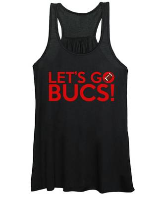 Let's Go Bucs Women's Tank Top