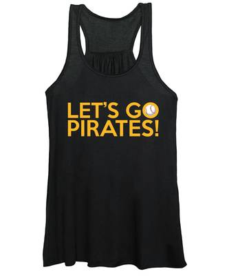 Let's Go Pirates Women's Tank Top
