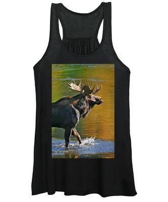 Wading Moose Women's Tank Top