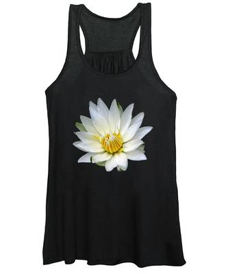 Designs Similar to White Waterlily With Dewdrops