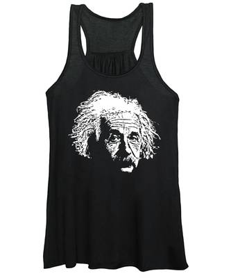 Albert Einstein Women's Tank Tops