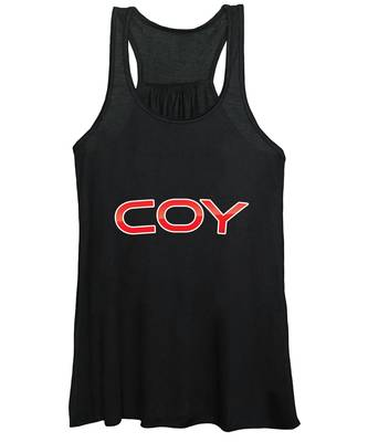 Coy Women's Tank Top