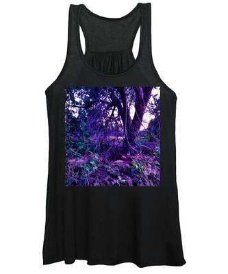 Women's Tank Top featuring the photograph Dreamy Desert Wash  by Judy Kennedy