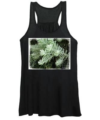 Gentle Leaves Women's Tank Top