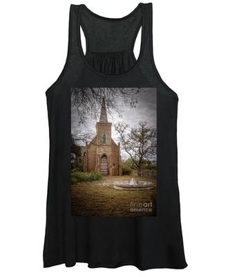 Gothic Revival Church  Women's Tank Top