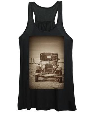 Jilted Jalopy Women's Tank Top