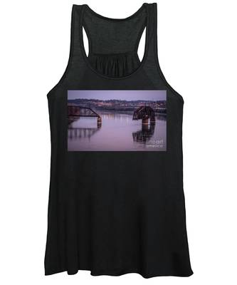 Old Swing Bridge Women's Tank Top