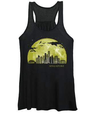 Buildings Women's Tank Tops